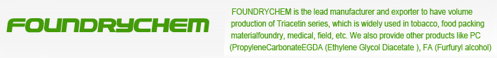 FOUNDRYCHEM INTERNATIONAL DEVELOPMENT CO., LTD